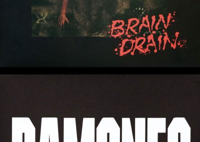 1989 Ramones Brain flat