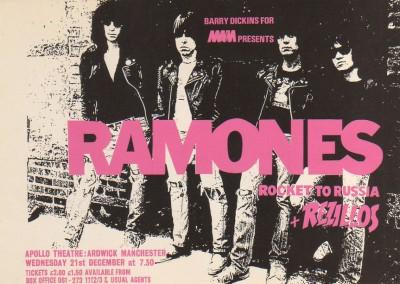 Ramones Rezillos