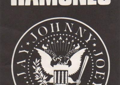 Ramones logo Cj
