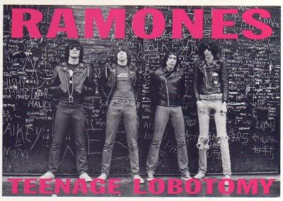 Ramones Teenage Lobotomy