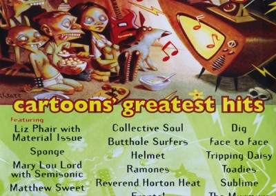 1995 Saturday morning cartoons greatest hits