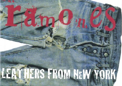 Ramones – Leathers from New York