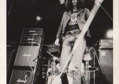 Joey Ramone Godlis