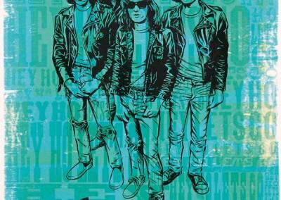 2003 Ramones  hey ho let's go! – Coop/Bradley
