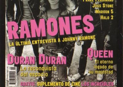 Ramones Rolling Stone magazine