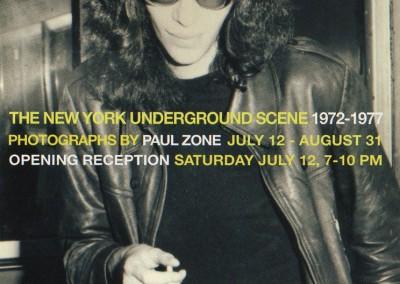 Paul Zone Underground Joey