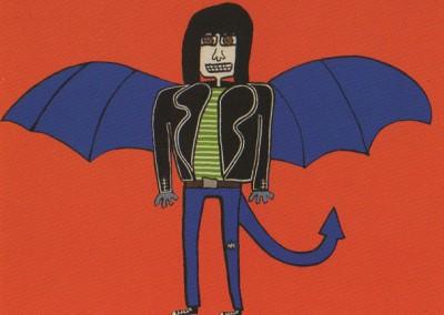 Dee Dee Ramone The Blue Dragon