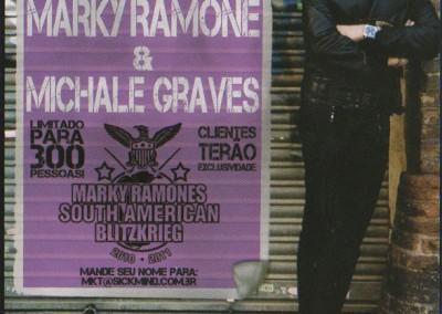 Marky Ramone Sick'n'silly