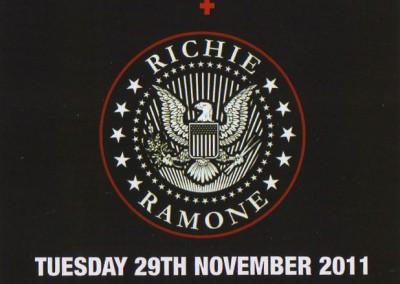 Richie Ramone Londra 2011