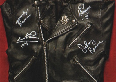 RMB Chiodo/Leather jacket
