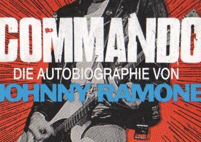 Commando die autobiographie von Johnny Ramone