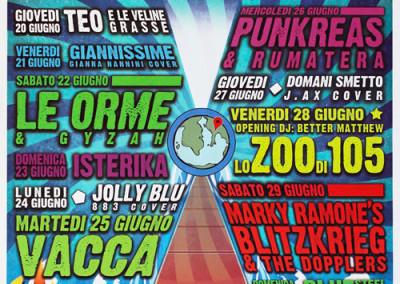 2013 Marky Ramone's Chiuduno