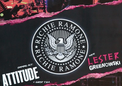 5/3/2016 Richie Ramone Vercelli