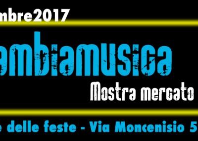 Banner Scambiamusica 2017