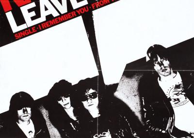1977 Ramones Leave home
