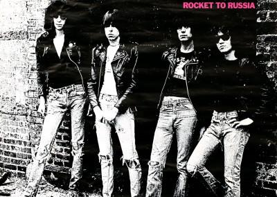 1977 Ramones Rocket Sire