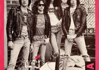 1977 Ramones Rocket maxi