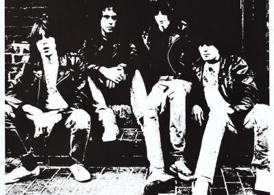 1978 Ramones I wanna