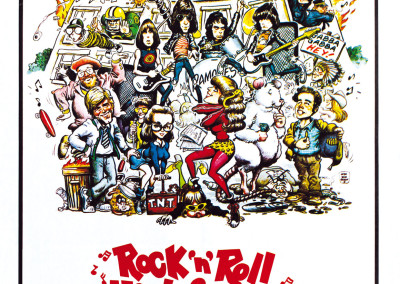 1979 Rock'n'Roll High School Ita