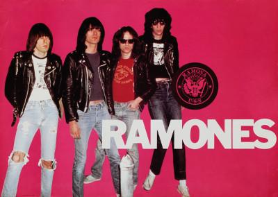 1980 Ramones Ramona USS