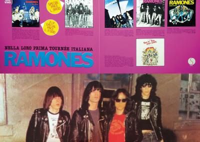1980 Ramones End of Italia