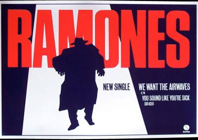 1981 Ramones We want