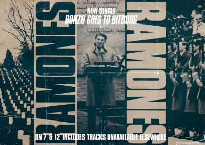 1985 Ramones Bonzo