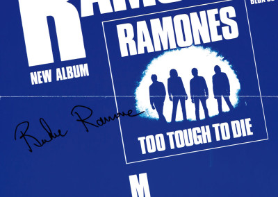 1985 Ramones Too Beggars