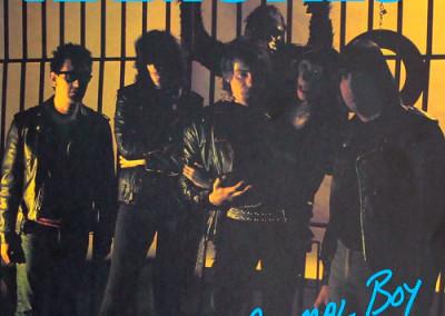 1986 Ramones Animal boy flat
