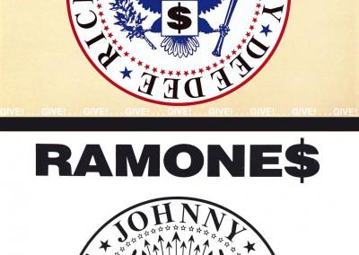 1986 Ramones Crummy Stuff flat