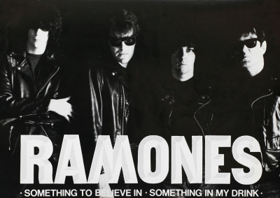1986 Ramones Something