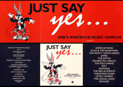 1987 Just say yes