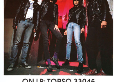 1987 Ramones Halfway Torso