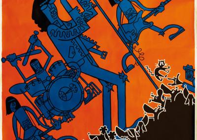 1989 Ramones – Touring Australia