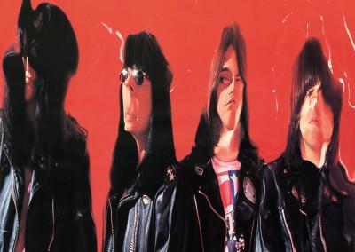 1992 Ramones Mondo RadioActive