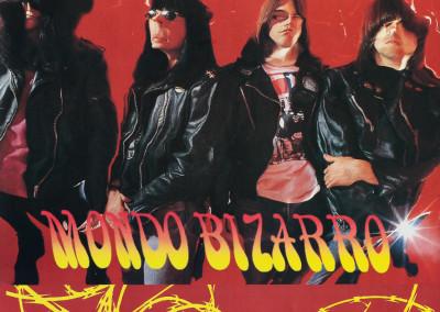 1992 Ramones Mondo Bizarro