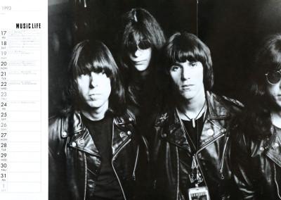 1993 Ramones Music Life