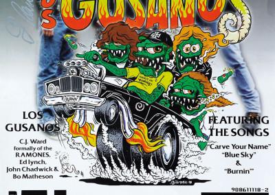 1998 Los Gusanos – Mayhem