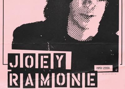 2001 Joey Ramone 1951/2001