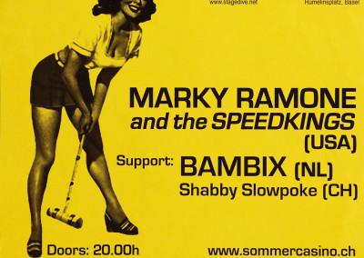 2001 Marky Speedkings Basel