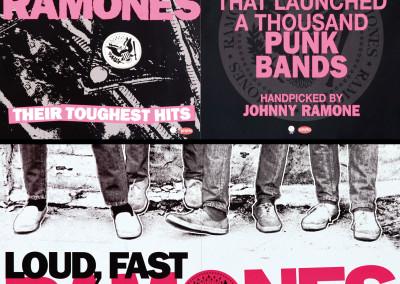 2002 Ramones Loud, fast Ramones