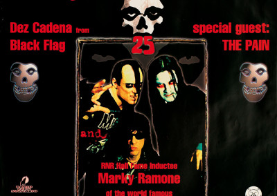 2003 Marky Ramone Misfits