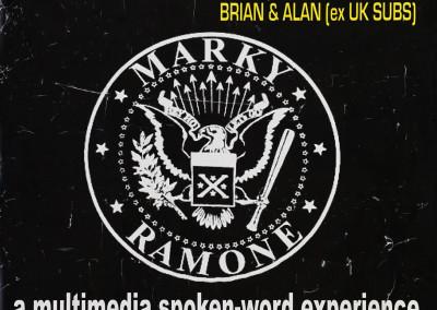 2003 Marky Spoken world tour