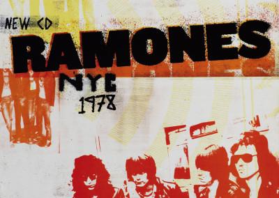 2003 Ramones King