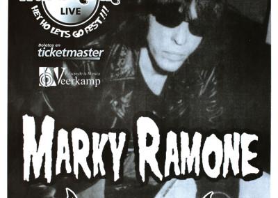 2005 Marky Ramone Messico