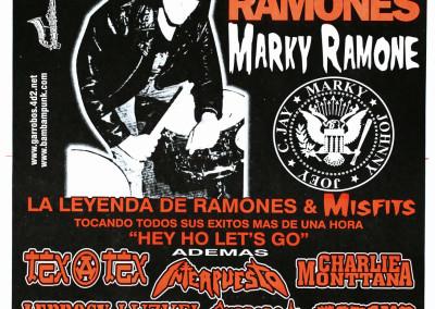 2005 Marky Ramone Tulpetlac