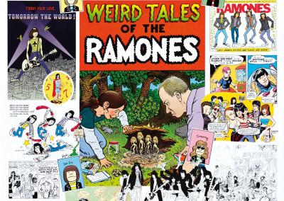 2005 Ramones Weird Sire/Rhino