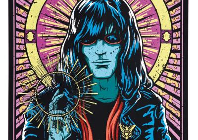 2009 Joey Ramone Godmachine
