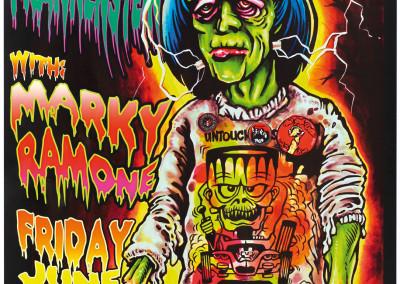 2009 Marky Ramone Morristown