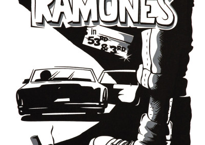 2010 The Ramones Ben Harris